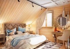 отделка спальни на мансарде в бревенчатом доме: 25 тыс изображений найдено в Яндекс.Картинках