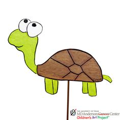 MD Anderson Grace's Turtle by The Round Top Collection S9000