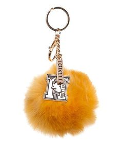 This Harry Potter Hufflepuff Key Chain is perfect! #zulilyfinds