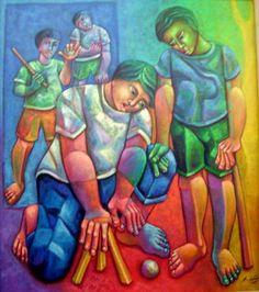 Adélio Sarro - Encantos esquecidos - Brazil Art - Artwork Details