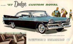 1957 Dodge Custom Royal 2-Door Lancer Hardtop (Canadian)