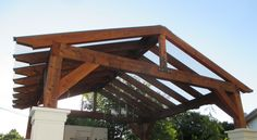 More and more people are choosing the pergola style of covering their barbeque areas, hot tubs or just a stand-alone patio. Whether choosing a full wood treatment or limiting wood features to posts and beams, EconoWise can take care of your project. Here are some pictures of recent projects which utilize wood elements in their …