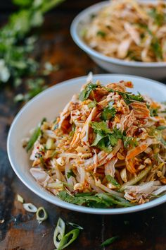 Cold Noodles with Shredded Chicken, 鸡丝凉面 | The Woks of life