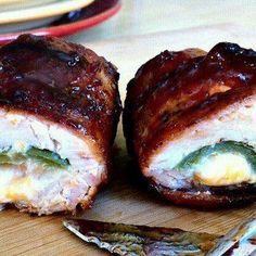 Chicken bombs-These are amazing!!