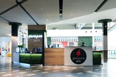 Lakeside Joondalup Shopping Centre Karrinyup Shopping Centre Masterplanners worked closely with Java Juice to rebrand their existing retail chain from kiosks to retail stores through a fresh and new design and construction store fit out. The challenge in this project was ensuring that with the relatively small floor space to work within, Masterpalnners had to …