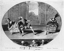 Ballet d'action : Jason et Médée de Noverre, 1767— Wikipédia