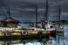 Norway Harbor...