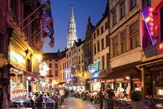 Friendliest Cities- Brussels