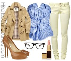 After Work Date… If I was your stylist