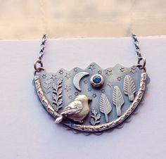 Woodland Necklace by EONDesignJewelry
