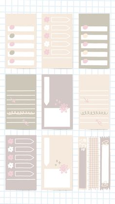 A Website Creation Guide For Creating Spectacular Compelling Websites Bullet Journal Boxes, Bullet Journal Ideas Pages, Journal Stickers, Planner Stickers, Printable Stickers, Printable Planner, Note Doodles, Good Notes, Writing Paper