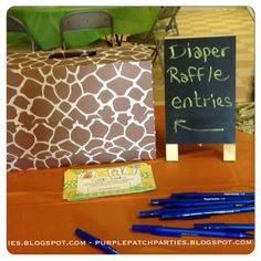 Lion King Baby Shower | CatchMyParty.com