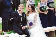 Rustic Norwegian Wedding at Follo Museum