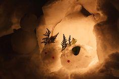 Snow rabbits / 雪うさぎ | Flickr - Photo Sharing!