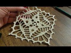 Filet Crochet, Crochet Motif, Crochet Square Patterns, Crochet Tablecloth, Pedi, Crochet Earrings, Stitch, Knitting, Jewelry