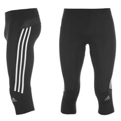 adidas | adidas Response 3 quarter Tight Homme | Homme Course Tights