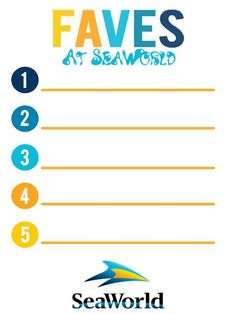 3x4 SeaWorld 5 faves with lines photo: 3x4inch journal card for Project life or traditional scrapbooking cards. All logos/clipart belong to companies listed on card. This card is **Personal use only - NOT for sale/resale/profit** If you wish to use this on a blog/webpage please use the code under Image Links and link back to here - please do not just take the original image. Enjoy and thanks for looking! This photo was uploaded by jnmanderson