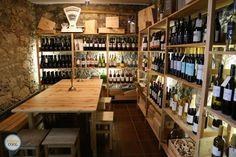 Mercearia Criativa – Lisboa Cafe Bar, Wine Rack, Portugal, Villa, Cabin, Vintage, Cool Stuff, Antiques, Furniture