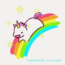 Résultats de recherche d'images pour «licorne qui pete des arc en ciel»