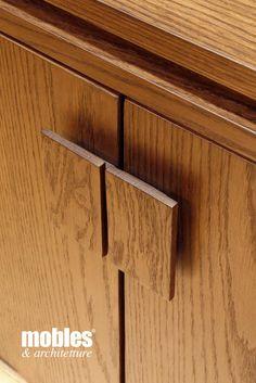 Detalle de consola de madera by Mobles & Architetture