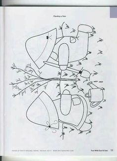 199 Quilting fun with Sue Sam - maria cristina Coelho - Picasa Webalbums Sewing Appliques, Applique Patterns, Applique Quilts, Applique Designs, Embroidery Applique, Cross Stitch Embroidery, Machine Embroidery, Quilt Patterns, Sunbonnet Sue