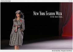 To one day show at New York fashion week