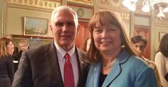 Vice-President Mike Pence Invites Pro-Life Leaders to the White House, Obama Had Abortion Activists