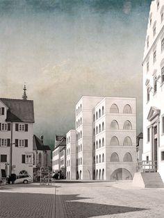 Atelier ST - Bibliothek Rottenburg
