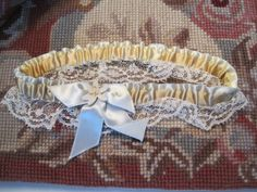 Vintage Great Gatsby Flapper Bridal Garter by TheLittlestSister, $46.00