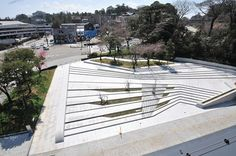 KANAZAWA district court|WORKS|earthscape inc.,|アースケイプ