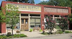 Old Home Supply House in Fort Worth - Love this store!!!