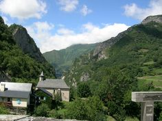 Borce - Vallée d'Aspe, Pyrénées Atlantique
