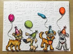 Image result for tim holtz crazy dogs