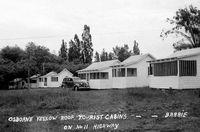 Osborne Yellow Roof Tourist Cabins, Barrie