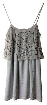 Silence & Noise Bead Beaded Dress $30