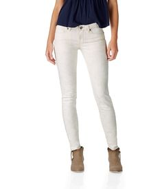 NEW! Ultra Skinny Paisley Jean from Aeropostale