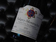 """Puligny-Montrachet """"Les Folatières"""" 1er Cru 2010. Domaine Bzikot. Vin blanc de…"""
