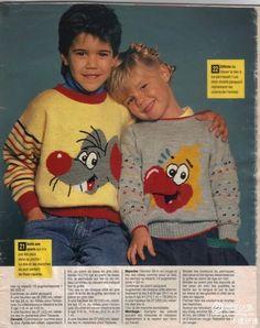 男女儿童毛衣60件件有图解......四 - kechengz - 在水一方