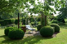 Ferdinand Graf von Luckner | Focus on garden - Fine Photography