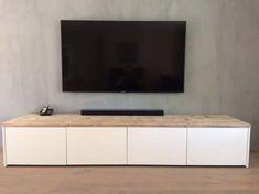TV-kast Karlijn met 4 compartimenten Flat Screen, Electronics, Blood Plasma, Flatscreen, Dish Display, Consumer Electronics