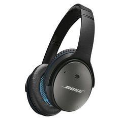 Bose Quiet Comfort 25; Acoustic Noise-cancelling earphone