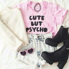 Imagem de fashion, outfit, and cute