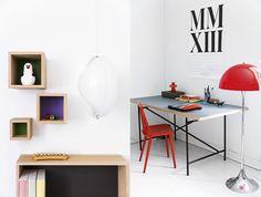 Fun home - via Coco Lapine Design