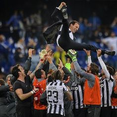 Juventus has secured the Serie A and a place in the UCL final. They are also through to the Coppa Italia final and will face Lazio. We preview the game, and ask if Juventus can get the domestic double? http://www.soccerbox.com/blog/coppa-italia-final-2014-2015/ Plus get a discount when you order Juventus football kits online at Soccer Box!