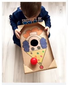 Toddler Learning Activities, Games For Toddlers, Indoor Activities For Kids, Montessori Activities, Infant Activities, Preschool Activities, Children Games, Toddler Activity Board, Activity Bags