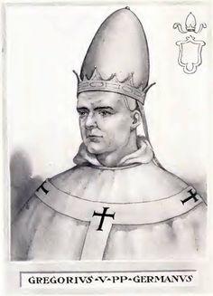 Enquanto isso, em Roma, o papado se curvava a à sua vontade. Em um grau que seu até mesmo seu avô, Otão, O Grande, teria considerado chocante, Otão III via o papa como seu subordinado, a ser nomeado como ele bem quisesse. A Sé papal não veria sequer o simulacro de um eleição. Quando, se …