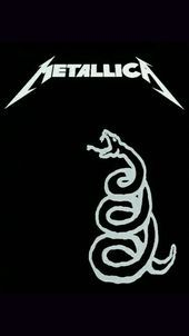 Metallica Black Album, Metallica Album Covers, Metallica Albums, Metallica Tattoo, Metallica Art, Rock Bands, Rock Band Logos, Metal Bands, Metal Band Logos