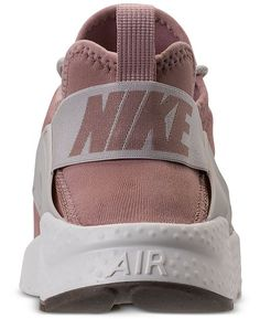 timeless design f4874 cbf7a Nike Women s Air Huarache Run Ultra Running Sneakers from Finish Line    Reviews - Finish Line Athletic Sneakers - Shoes - Macy s