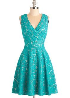 Spring Fashion In Teal - Oh Teal!