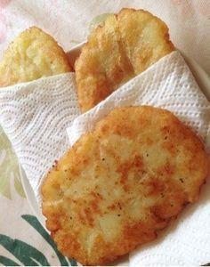 簡単!マック風ハッシュドポテト♡♥︎ B Food, Food Porn, Good Food, Yummy Food, Potato Dishes, Potato Recipes, Vegetarian Recipes, Cooking Recipes, Healthy Recipes